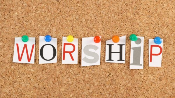 God's Purpose for our Worship Image